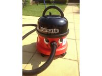 Henry Numatic nrv 200-11 vacuum cleaner,