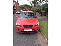 2007 Ford focus st2 225 siv st in colarado red