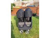 Baby jogger - City mini double buggy £150
