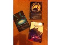 Teenage books- selection of 10.