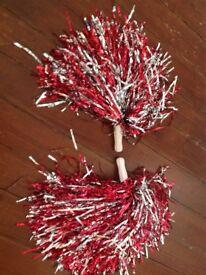 Cheerleader's Pom-Poms