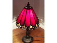 Tifanny style lamp