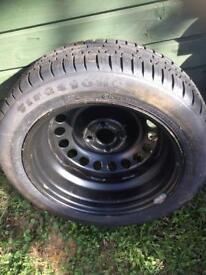 Firestone wheel and tyre 185/55 R 15 82 V