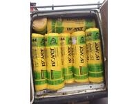 200mm Isover Insulation