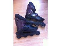 Quality Inline Skates Size 5 + size 7 - Unisex - HARROW