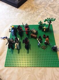 Lego Knight Set