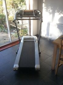 Roger Black Treadmill - foldable (may deliver)