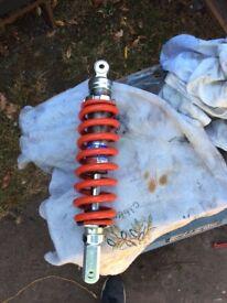 Honda crm 250 parts