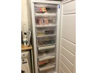 Upright Indesit Freezer