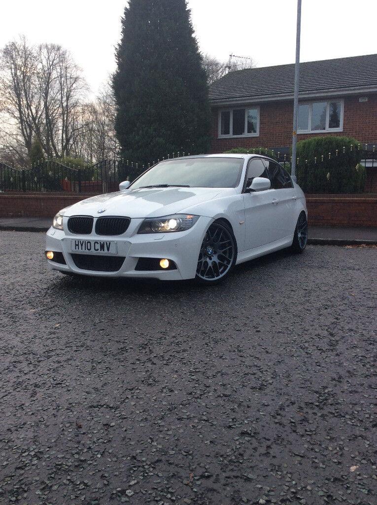 2010 BMW 335d SALOON M SPORT+76K+FBMWSH+390+BHP+GEARBOX REMAP+CUSTOM  EXHAUST+BIG AIR RAM INDUCTION | in Rochdale, Manchester | Gumtree