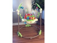 Fisher Price Jumperoo Perfect Condition