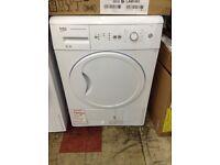 Beko 8kg condensing dryer. £189 12 month gtee