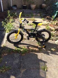 Children's bike, brand new.