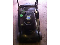 Hayter mower, couple years old, works pefectly 450 ono