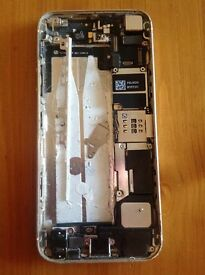 IPHONE 5 SPARES/SPARE PARTS AS SEEN