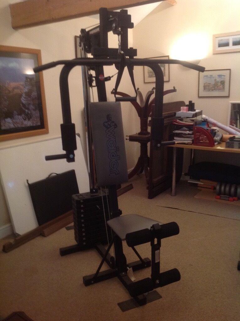 Weider powerglide multi gym in banbury oxfordshire