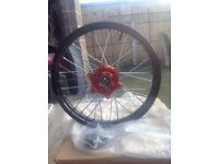 "KTM Enduro / Motocross rear 19"" wheel - brand new."