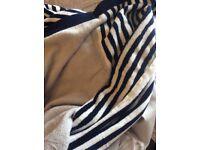 White Company new Palermo beach towel