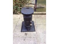 Traveller stove kit bell tent fire *everything Included* Reduced For Quick Sale*
