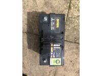 Halfords leisure battery. 115AH. 12 V