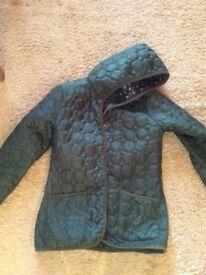 Girls coat 12/13