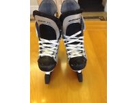 Kids Bauer Ice Hockey Skates Size 1.5