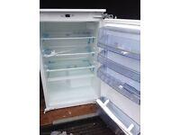 Aeg Electrolux integrated larder fridge