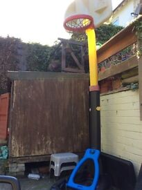 Little Tikes basketball Hoop Grows With Your Child AGE 18 mths - 5 Years & up