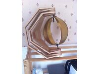 NEW BRAND DESIGN HIGH QUALITY WOOD LAMP