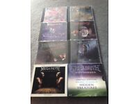 MEGADETH - CD COLLECTION INCLUDING LIMITED EDITION !!