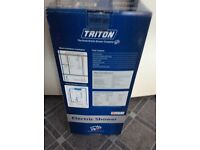Triton collection 2 9.5kw gloss showe