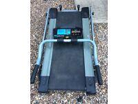 6 Power Runner Motorized Treadmill used