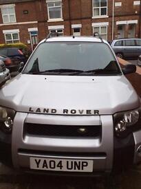 Land Rover freelander special edition 1.8xei