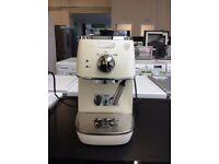De Longhi ECI341.W Distinta Espresso Coffee Machine #E137825