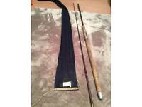 Hardy fishing rod