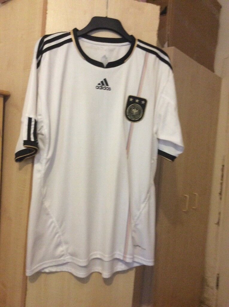Germany football top adidas size x large