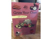 Self-sufficiency series - grow your own, cheese making, hen keeping, home brewing, beekeeping etc