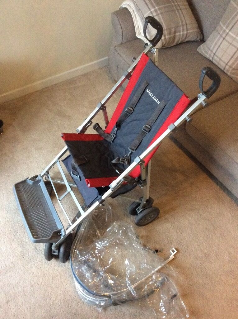Maclaren Major Elite Pushchair In Fareham Hampshire