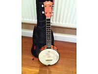 Countryman Ukulele Banjo