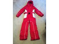 Child's ski/snow suit for age 8 - 10