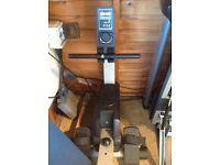 Exercise Equipment .cross trainer.rower.bike