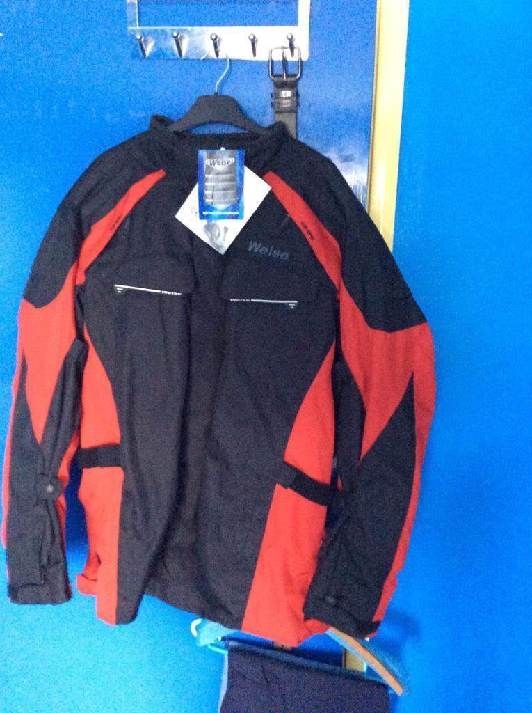 Weise motorcycle jacket xxxl