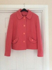 Short length coat