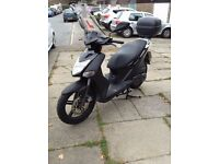 Kymco agility city 125cc moped 2015 reg