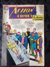 Action comics #318