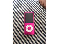 iPod nano 4th generation 8gb pink