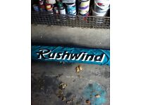 Rushwind Rage 6.0 Wind Surf Sail. £20