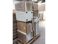 Jtc Canterbury cream 10 unit kitchen. Never been used.