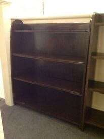 Lovely traditional small bookcase.