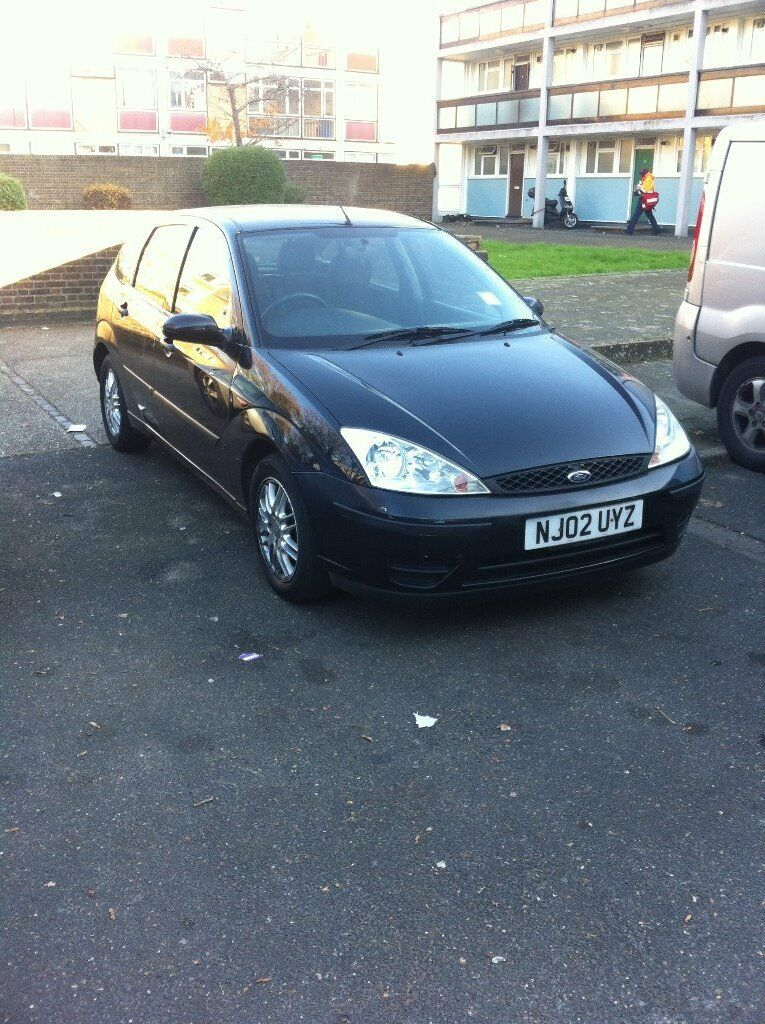 Ford Focus LX 1.6 £600 MOT till Next Year June Drives Very Well! Great For 1st Time Drivers!